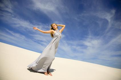 Leicht wie der Wind- lebe deine geheilte & befreite Weiblichkeit